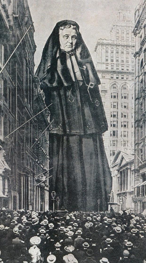 Câu chuyện về nữ triệu phú nổi danh giàu mà ki nhất thế kỷ 20: Biểu tượng đỉnh cao của tính hà tiện liệu có phải là thật? - Ảnh 5.