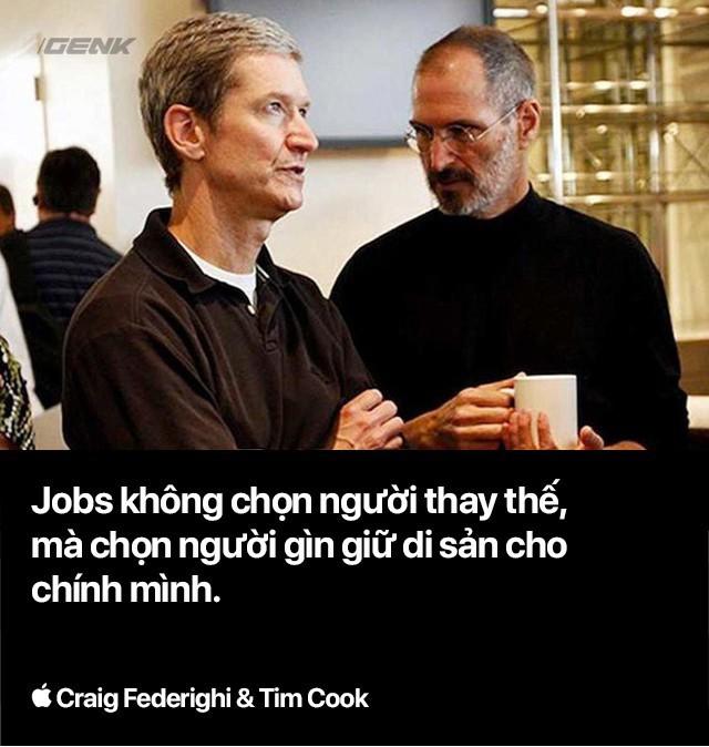 Steve Jobs thực sự đã truyền ngôi cho kẻ thuộc nhóm người mình khinh ghét nhất - Ảnh 6.