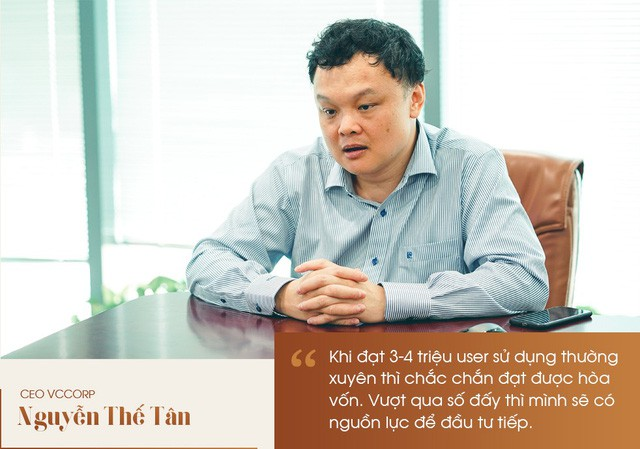 CEO Nguyễn Thế Tân : Mạng xã hội Lotus là cuộc đua tất tay của VCCorp - Ảnh 12.
