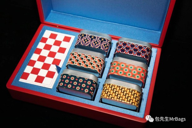 Ngắm tận mắt hộp bánh Trung thu của các nhà mốt nổi tiếng thế giới, ăn vào cũng thấy sang hết cả người - Ảnh 5.