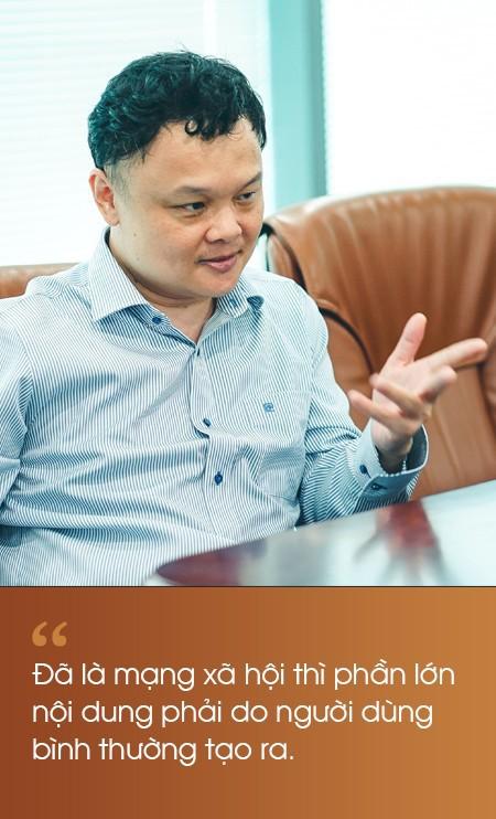 CEO Nguyễn Thế Tân : Mạng xã hội Lotus là cuộc đua tất tay của VCCorp - Ảnh 8.