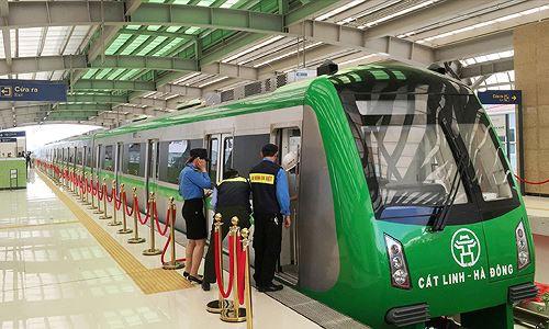 Bộ GTVT phải báo cáo tiến độ chạy thử đường sắt Cát Linh - Hà Đông trong tháng 9 - Ảnh 1.