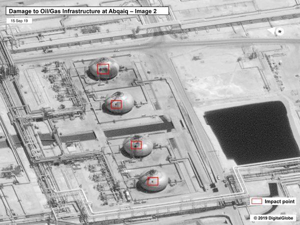 Dầu tăng giá chưa từng có sau khi nhà máy ở Ả rập Xê út bị tấn công, Trung Đông căng thẳng - Ảnh 1.