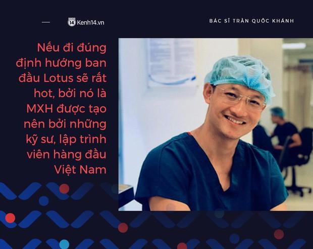 """Doanh nhân, bác sĩ kỳ vọng về MXH """"make in Việt Nam"""": Lotus là sân chơi mới, sẽ giúp nội dung được trở về đúng giá trị đích thực - Ảnh 4."""