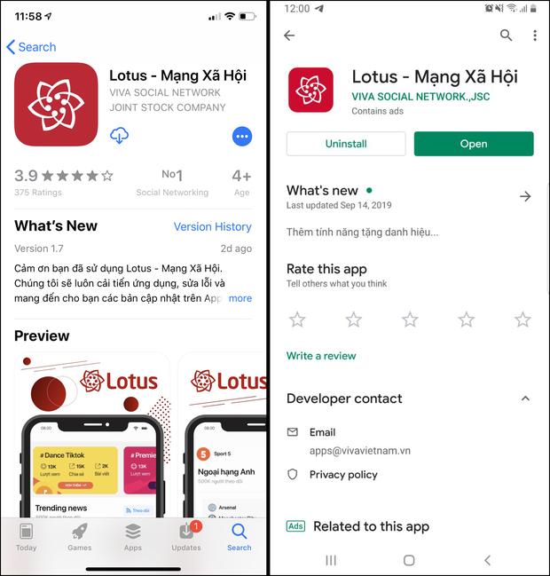 Cài trước app Lotus để xem livestream Lễ ra mắt Mạng xã hội Lotus - sự kiện siêu hot sắp diễn ra! - Ảnh 6.