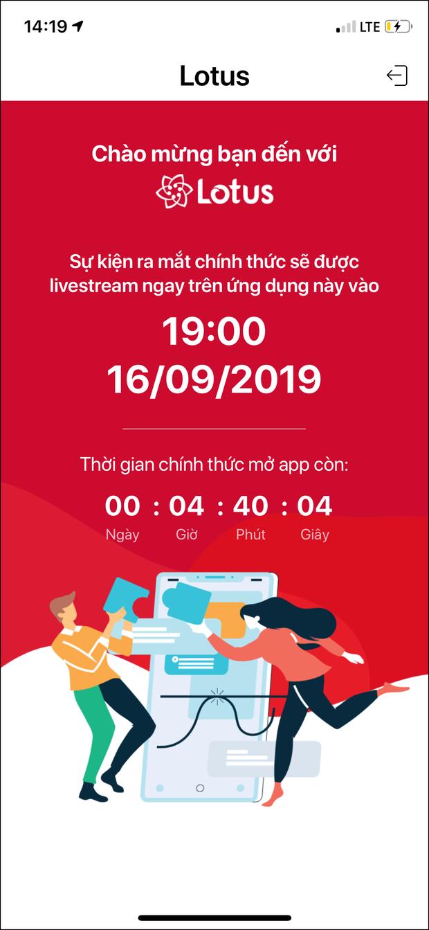 Cài trước app Lotus để xem livestream Lễ ra mắt Mạng xã hội Lotus - sự kiện siêu hot sắp diễn ra! - Ảnh 9.