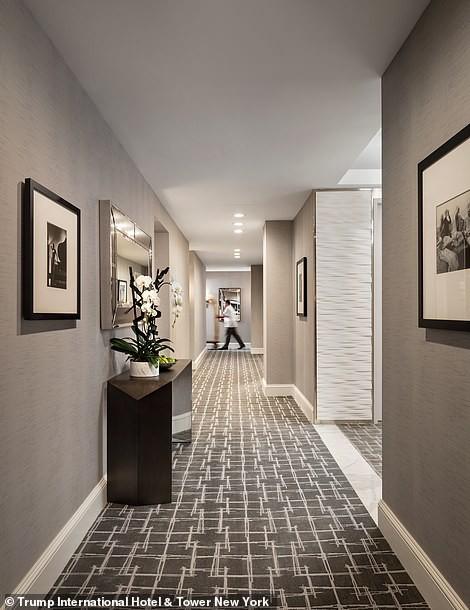 Khách sạn của Tổng thống Donald Trump được bình chọn tốt nhất thế giới - Ảnh 6.