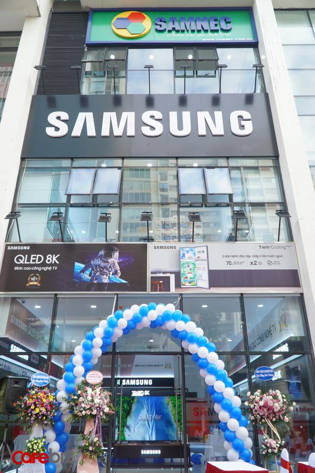 Samsung hợp tác với các nhà phân phối mở một loạt cửa hàng Brand Shop - Ảnh 2.