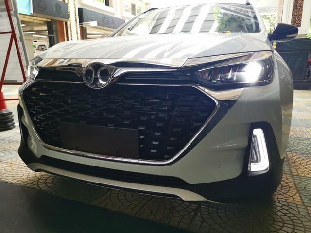 Thêm mẫu SUV Trung Quốc giá rẻ mới cạnh tranh Hyundai Tucson về Việt Nam - Ảnh 1.