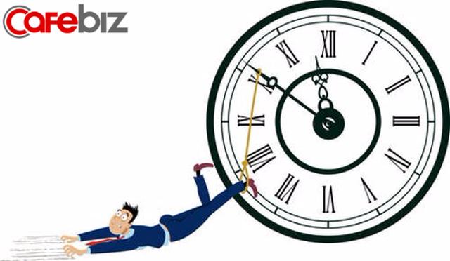Người hay than vãn bận rộn, không có thời gian thường rất khó thành công: Cách quản trị thời gian của người tài giỏi - Ảnh 2.