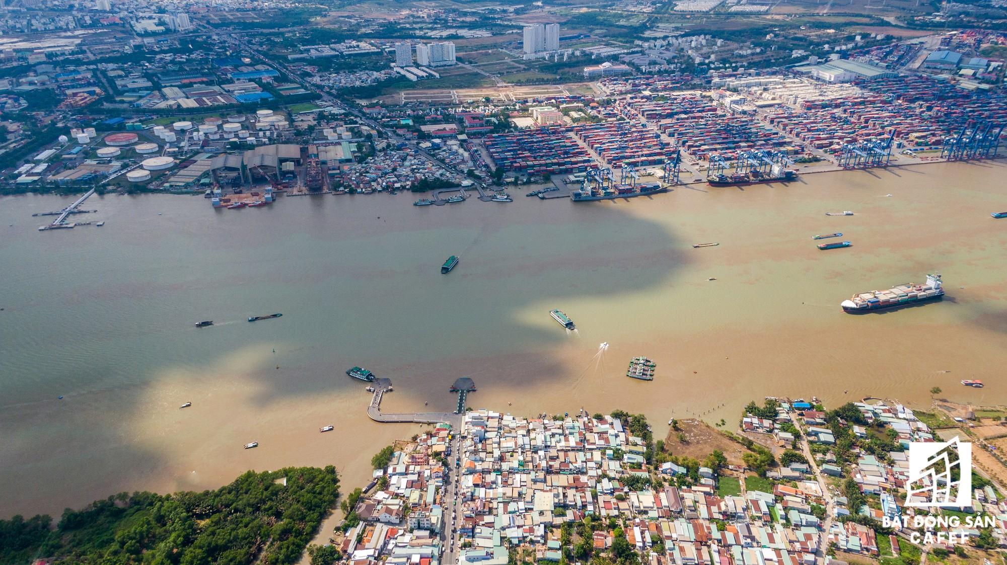 Đồng Nai chốt phương án xây cầu Cát Lái nối Nhơn Trạch và TP.HCM, bức tranh thị trường bất động sản thay đổi chóng mặt - Ảnh 2.
