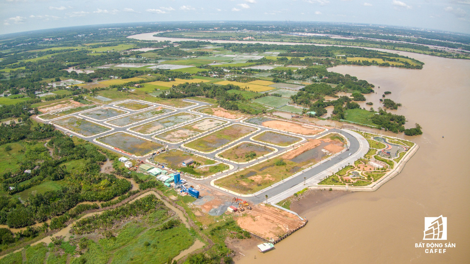Đồng Nai chốt phương án xây cầu Cát Lái nối Nhơn Trạch và TP.HCM, bức tranh thị trường bất động sản thay đổi chóng mặt - Ảnh 22.