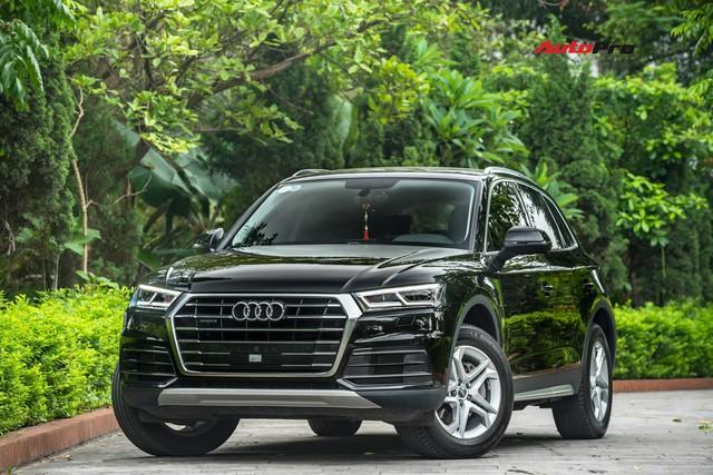 Triệu hồi Audi Q5 tại Việt Nam vì nghi bị lỗi rò rỉ dầu phanh thuỷ lực - Ảnh 2.