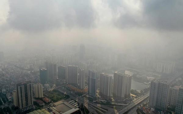 HN ô nhiễm không khí nghiêm trọng, dùng khẩu trang xịn có phải là cách đối phó an toàn? - Ảnh 1.