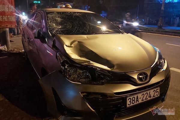 Chủ nhiệm UB Kiểm tra ở Hà Tĩnh có hơi men, gây tai nạn nghiêm trọng - Ảnh 3.