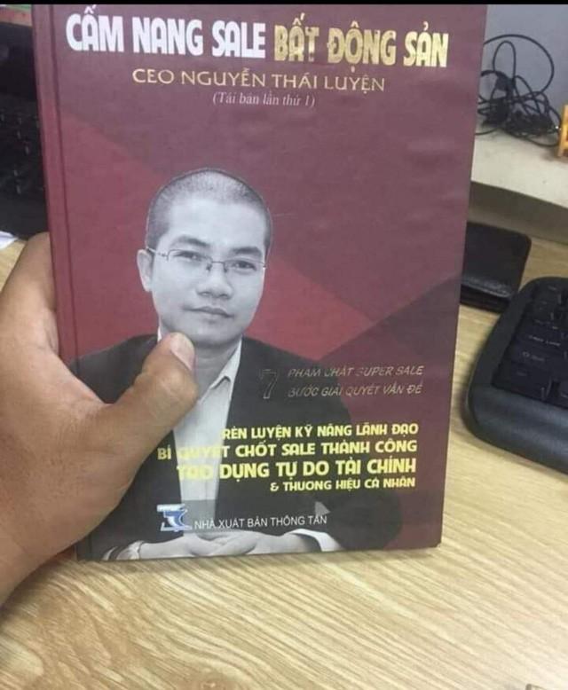 Lan truyền cuốn sách Nguyễn Thái Luyện dạy nhân viên Alibaba bí kíp lừa đảo - Ảnh 1.