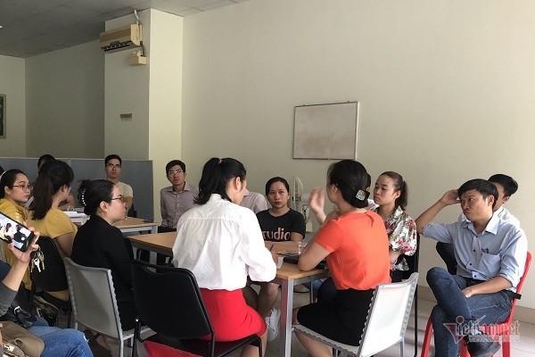 Khách hàng Green Town Bình Tân 'ngồi trên đống lửa' vì chủ đầu tư né tránh thi hành án - Ảnh 1.