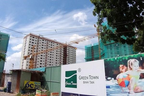Khách hàng Green Town Bình Tân 'ngồi trên đống lửa' vì chủ đầu tư né tránh thi hành án - Ảnh 2.