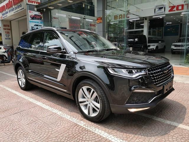 Loạt xe Trung Quốc đáng chú ý trên thị trường - giá rẻ, gầm cao, nội thất lung linh, giá dưới 1 tỷ đồng - Ảnh 1.