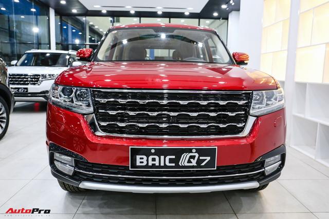 Loạt xe Trung Quốc đáng chú ý trên thị trường - giá rẻ, gầm cao, nội thất lung linh, giá dưới 1 tỷ đồng - Ảnh 4.