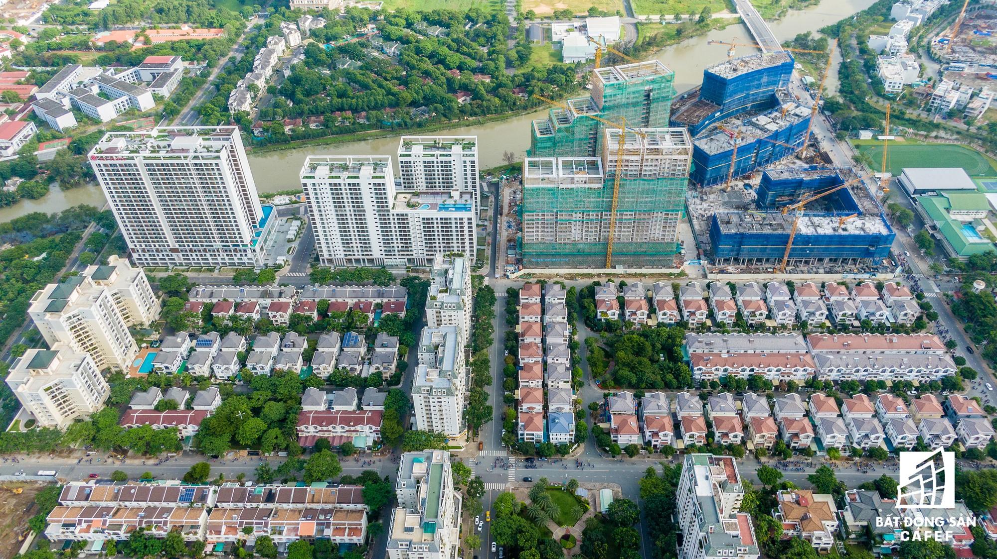 Có một trung tâm tài chính tại khu Nam Sài Gòn - Nơi giá nhà tăng chóng mặt - Ảnh 7.