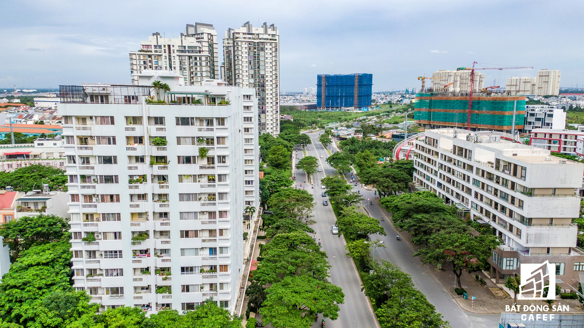 Có một trung tâm tài chính tại khu Nam Sài Gòn - Nơi giá nhà tăng chóng mặt - Ảnh 17.