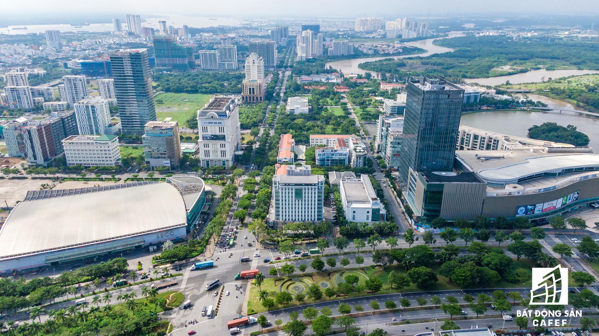 Có một trung tâm tài chính tại khu Nam Sài Gòn - Nơi giá nhà tăng chóng mặt - Ảnh 21.