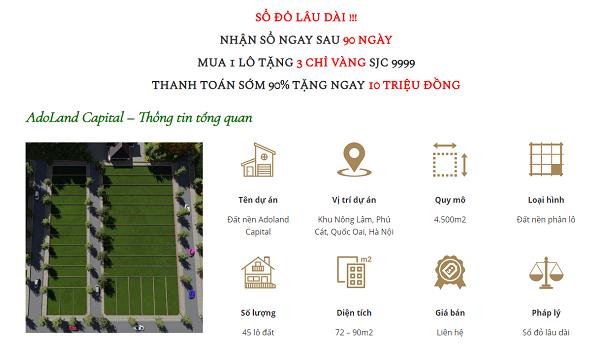 Điểm danh những dự án ma kiểu Alibaba đang nở rộ tại Hà Nội, nhà đầu tư nên tránh xa - Ảnh 5.