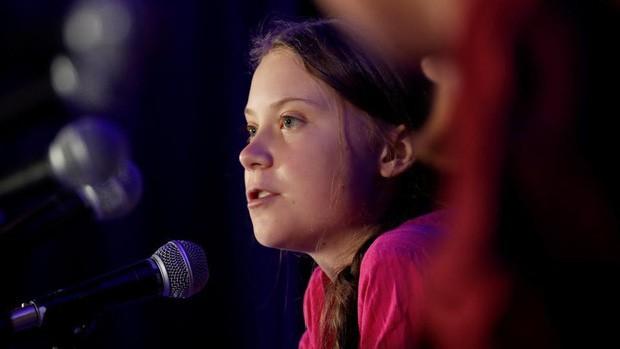 Greta Thumberg: Từ cô bé tự kỷ trở thành nhà hoạt động vì môi trường gây chấn động thế giới với một bài phát biểu - Ảnh 2.