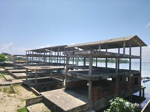 Cận cảnh dự án nghỉ dưỡng cao cấp 600 tỷ hoang tàn, hiu quạnh - Ảnh 7.