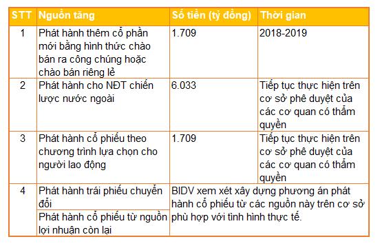Basel II đợi BIDV - Ảnh 1.