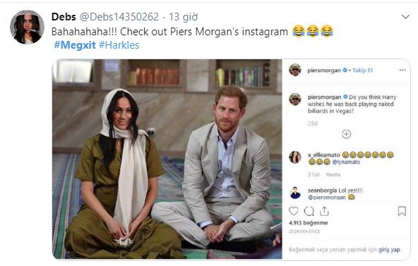 Hé lộ 2 bức ảnh HOT nhất của vợ chồng Meghan Markle với biểu cảm khó đỡ trong chuyến công du, trở thành đề tài mỉa mai của dư luận - Ảnh 2.