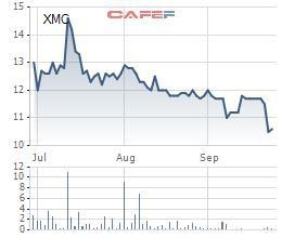 Thị giá giảm 27% trong hơn 2 tháng, Xuân Mai Corp (XMC) triển khai phát hành 9,6 triệu cổ phiếu chào bán cho cổ đông hiện hữu - Ảnh 1.