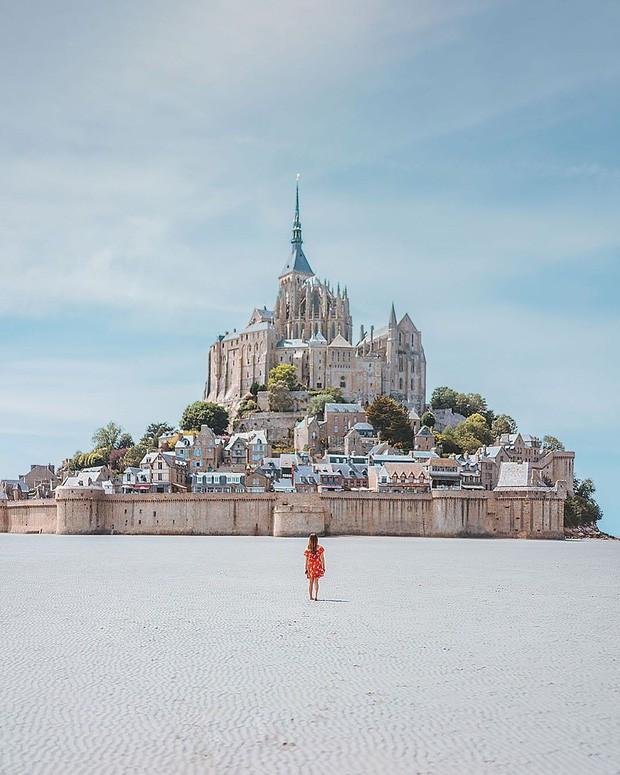 Hòn đảo cổ tích Mont Saint Michel: Hot không thua kém gì tháp Eiffel, thuộc top 3 địa điểm check-in ảo diệu nhất tại Pháp - Ảnh 11.