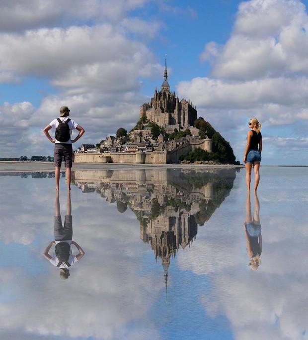 Hòn đảo cổ tích Mont Saint Michel: Hot không thua kém gì tháp Eiffel, thuộc top 3 địa điểm check-in ảo diệu nhất tại Pháp - Ảnh 12.