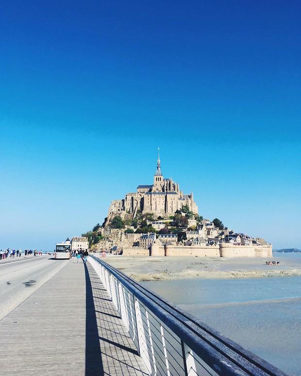 Hòn đảo cổ tích Mont Saint Michel: Hot không thua kém gì tháp Eiffel, thuộc top 3 địa điểm check-in ảo diệu nhất tại Pháp - Ảnh 13.