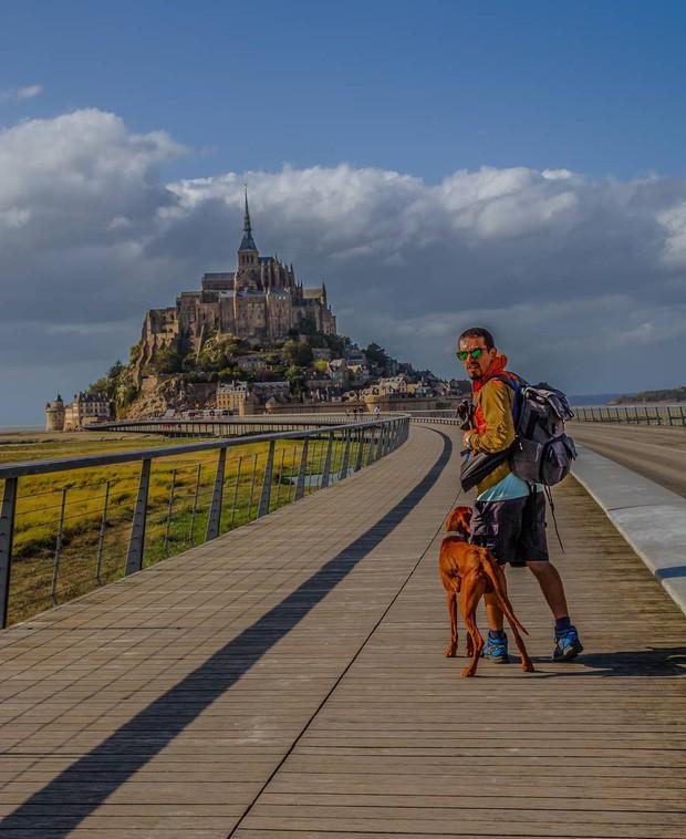 Hòn đảo cổ tích Mont Saint Michel: Hot không thua kém gì tháp Eiffel, thuộc top 3 địa điểm check-in ảo diệu nhất tại Pháp - Ảnh 5.