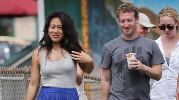 Những điều ít biết về người vợ gốc Hoa của Mark Zuckerberg - Ảnh 2.