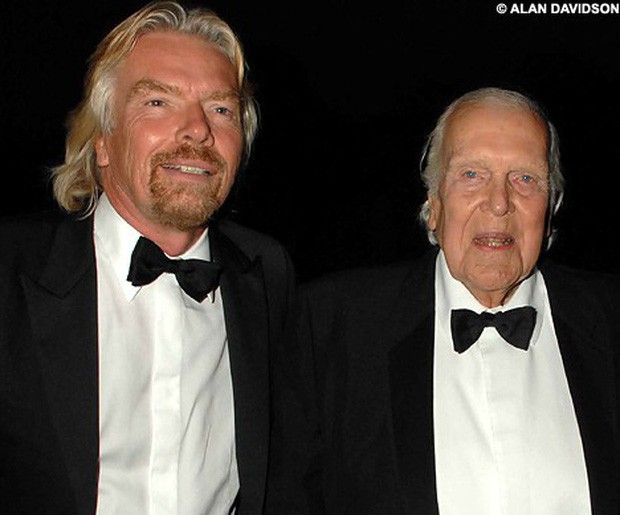 Từng ăn cắpquỹ đen của bố và bị phát hiện, đây là điều Richard Branson học được, áp dụng vào cư xử với nhân viên gian dối - Ảnh 2.