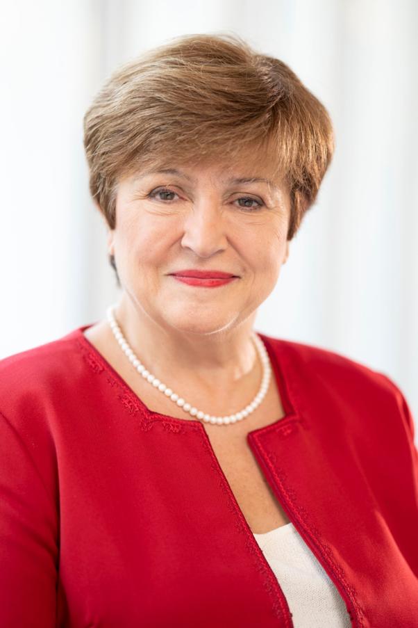 Chân dung nữ tướng được bổ nhiệm làm tân Giám đốc IMF - Ảnh 1.