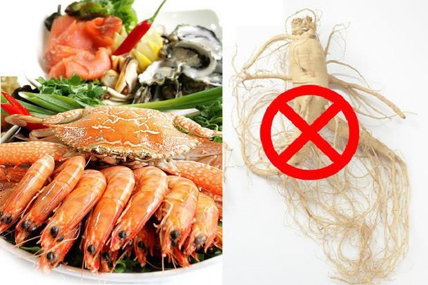 Những loại thực phẩm không thể ăn chung với nhau vì dễ gây ngộ độc, tiêu chảy - Ảnh 2.