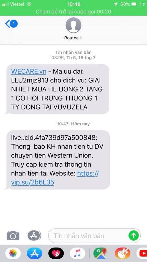 Tội phạm ngân hàng: Mạo danh Western Union lừa đảo nhà bán hàng online - Ảnh 1.