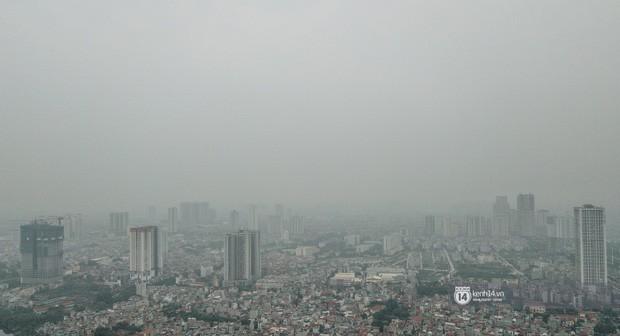 Hà Nội có chỉ số ô nhiễm cao nhất thế giới, Tổng thư ký Hội Hô hấp VN khuyến cáo: Những người đã mắc bệnh về hô hấp không nên ra ngoài - Ảnh 3.