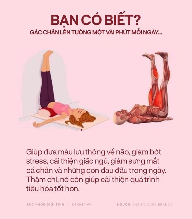 Bạn có biết: 10 tư thế yoga đơn giản sau đây đều có tác dụng rất tốt cho sức khoẻ và tinh thần - Ảnh 8.