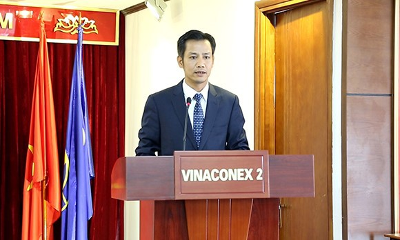 Cựu CEO Vinaconex giữ chức Chủ tịch HĐQT Vinaconex 2 - Ảnh 1.