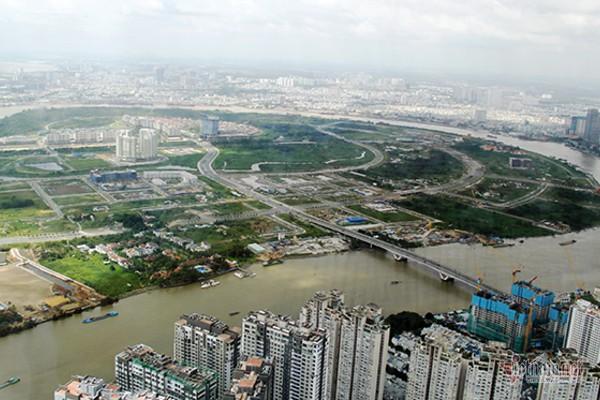 TP.HCM xin Chính phủ điều chỉnh 3 dự án tại Thủ Thiêm - Ảnh 1.