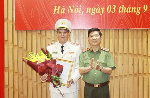 Bộ trưởng Công an bổ nhiệm 3 tân Cục trưởng - Ảnh 1.
