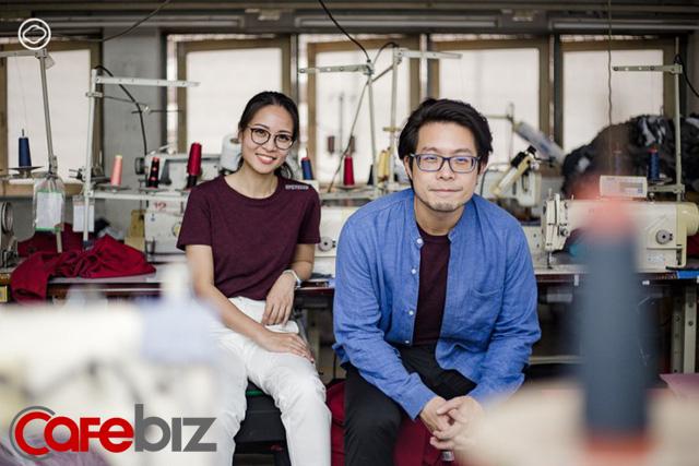 Những người trẻ khởi nghiệp từ… rác thải: Từ giày bằng bã cà phê, quần ảo từ rác vải công nghiệp, đến những trạm làm đầy hữu ích triệt để - Ảnh 3.
