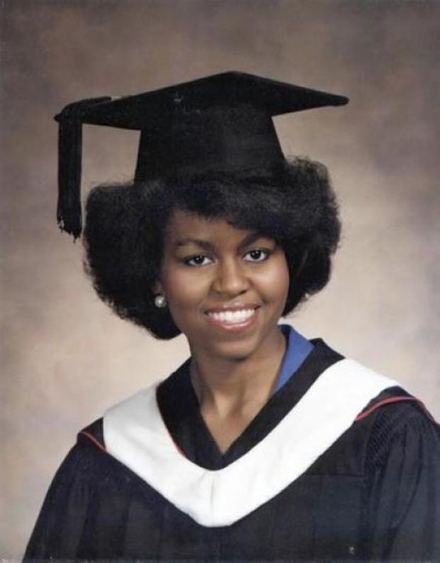 """Từng bị lôi ra làm trò cười và tổn thương sâu sắc nhưng tôi hiểu giá trị của mình"""" - bí quyết để thành công và hạnh phúc do phu nhân cựu tổng thống Obama chia sẻ - Ảnh 2."""