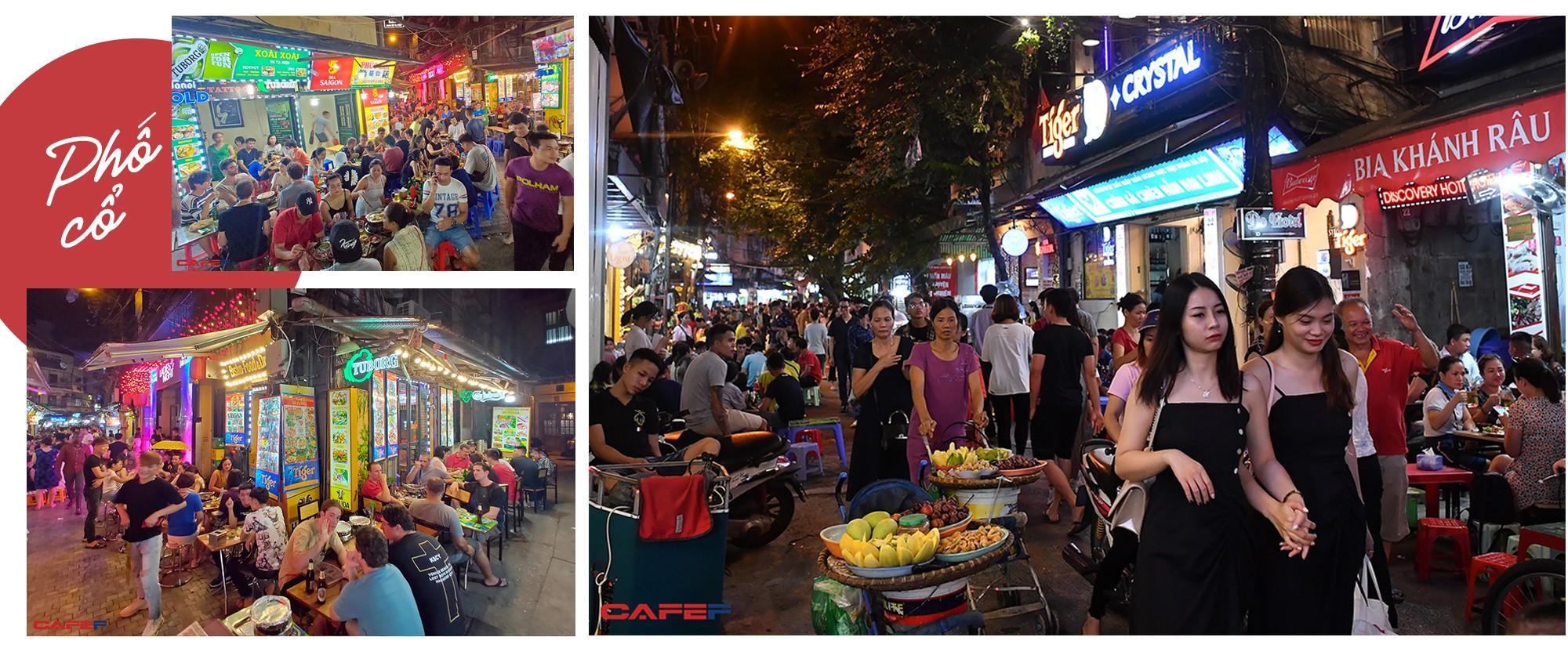 """Kinh tế về đêm nhìn từ """"chiến tranh bia"""" trên phố cổ Hà Nội - Ảnh 7."""
